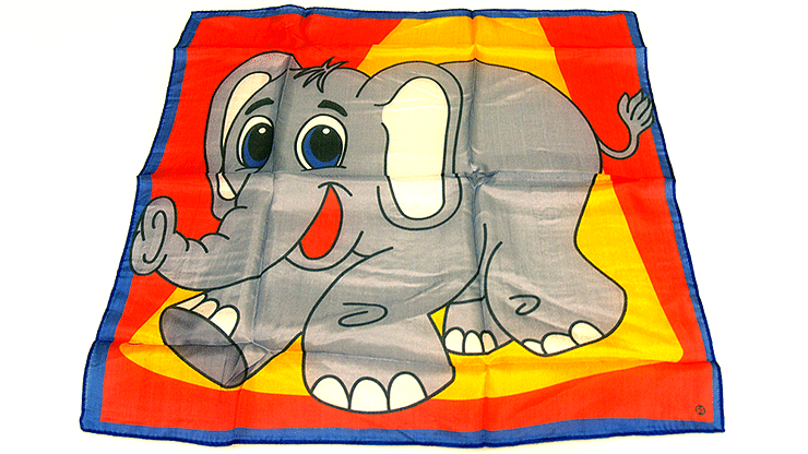 "18"" Silk - Elephant  - magic"