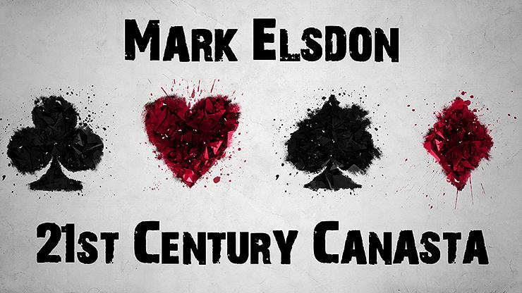 21st Century Canasta - magic