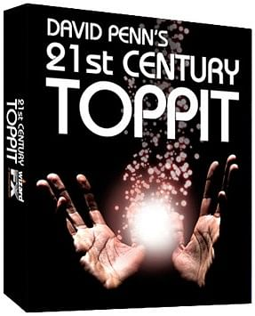 21st Century Toppit - magic