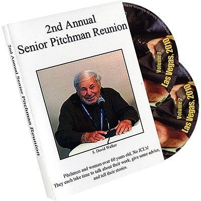 2nd Annual Senior Pitchman - magic