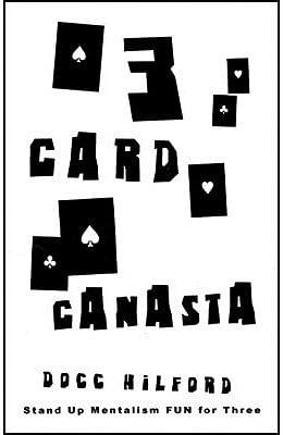 3 Card Canasta - magic