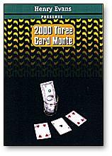 3 Card Monte 2000 - magic