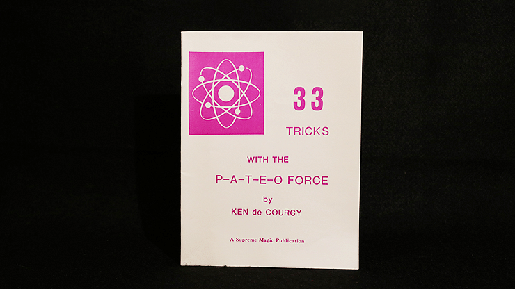 33 Tricks with the Pateo Force - magic