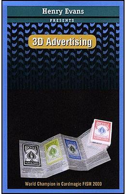 3D Advertising - magic