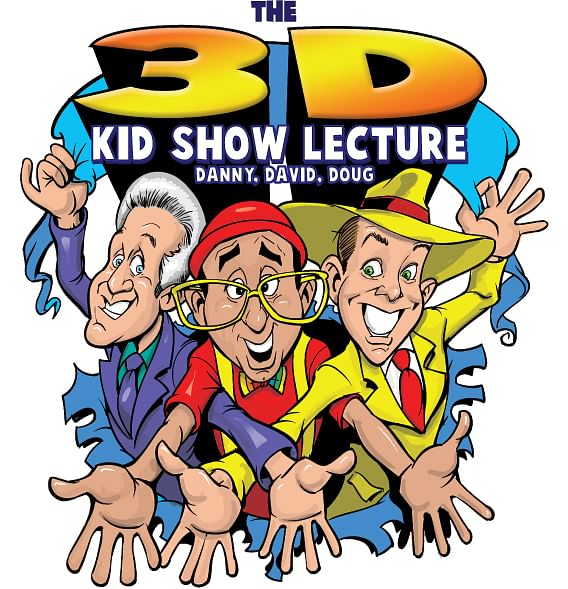 3D Kid Show Lecture - magic