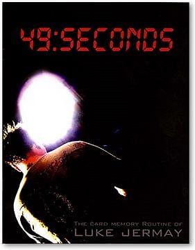 49 Seconds - The Memory Routine of Luke Jermay  - magic