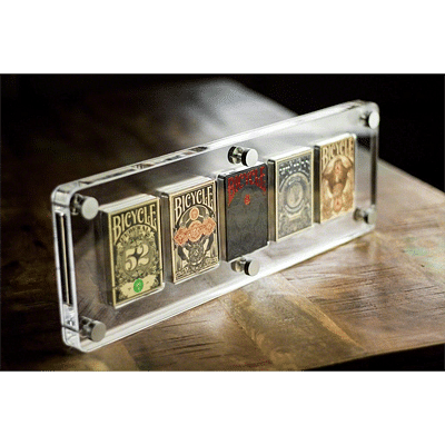 5 Deck Card Case - magic