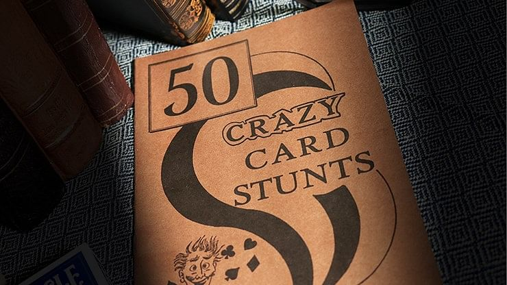 50 Crazy Card Stunts