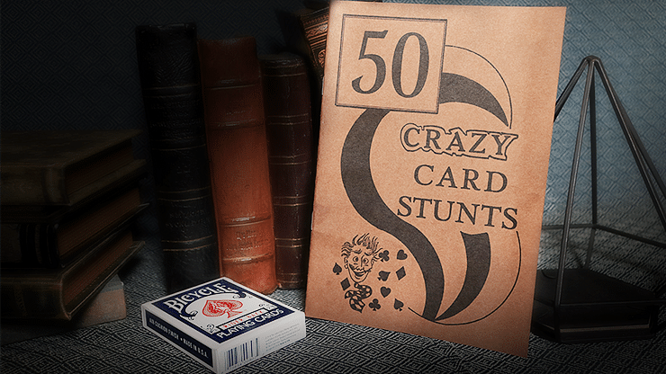 50 Crazy Card Stunts - magic