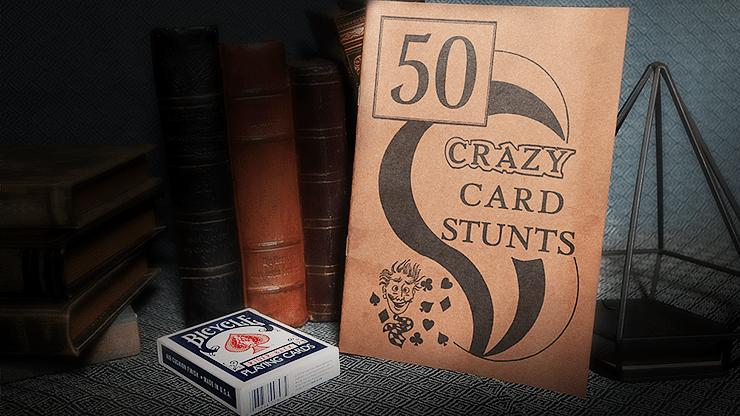 50 Crazy Card Stunts - magic