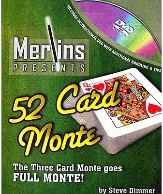 52 Card Monte - magic