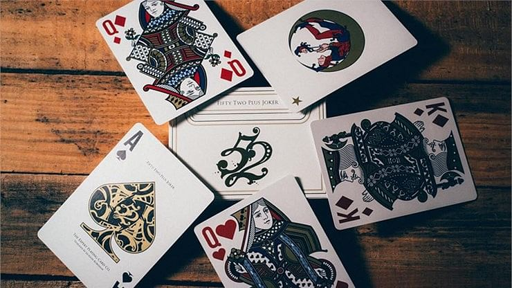 52 Plus Joker Playing Cards