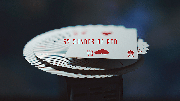 52 Shades of Red Version 3 - magic