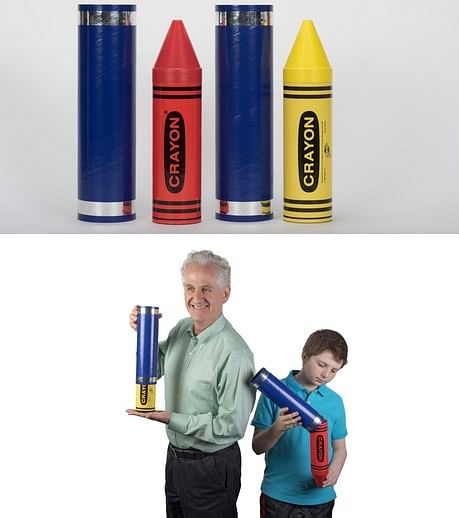Confusing Crayons - magic