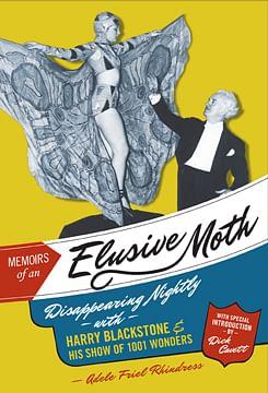 Memoirs of an Elusive Moth - magic