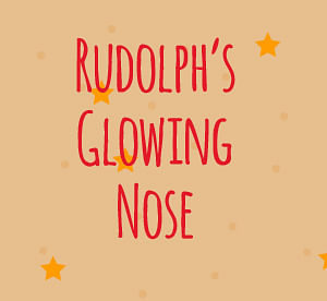 Rudolph's Glowing Nose - magic