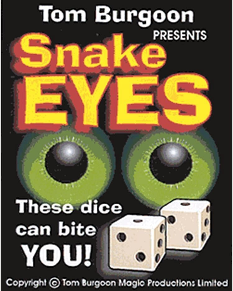 Snake Eyes - magic