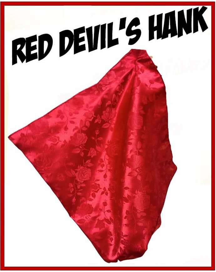 Super Giant Devil's Hank - Red - magic
