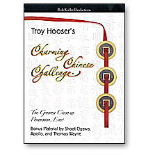 A Charming Chinese Challenge DVD - magic