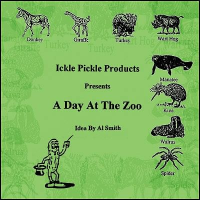 A Day At The Zoo - magic
