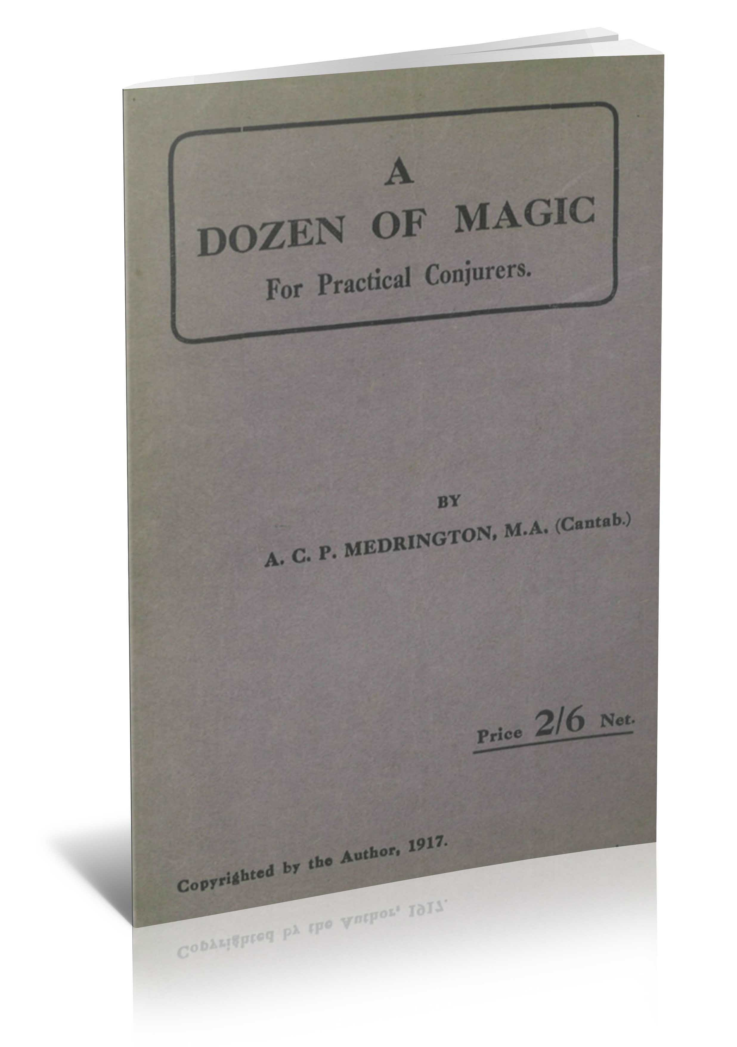 A Dozen of Magic For Practical Conjurers - magic