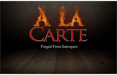 A La Carte - Forged from Introspect - magic