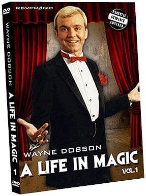 A Life In Magic - Volume 1 (Download) - magic