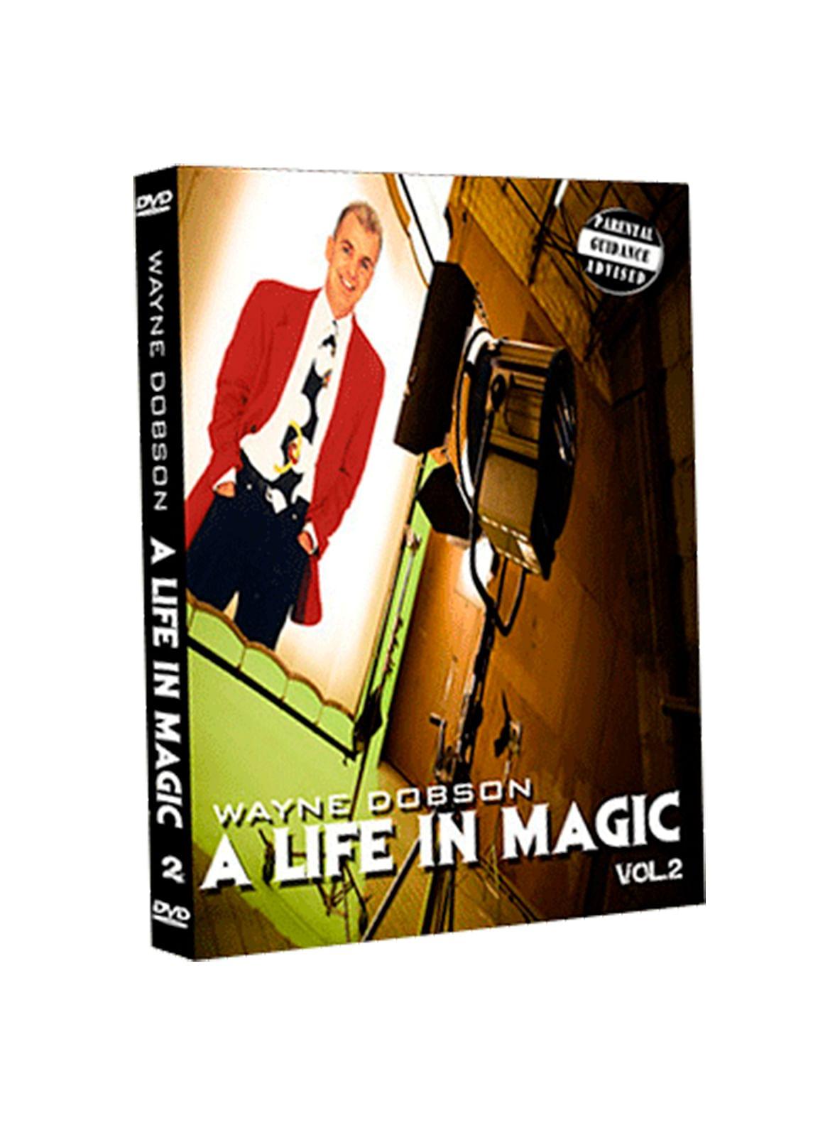 A Life In Magic - Volume 2 (Download) - magic