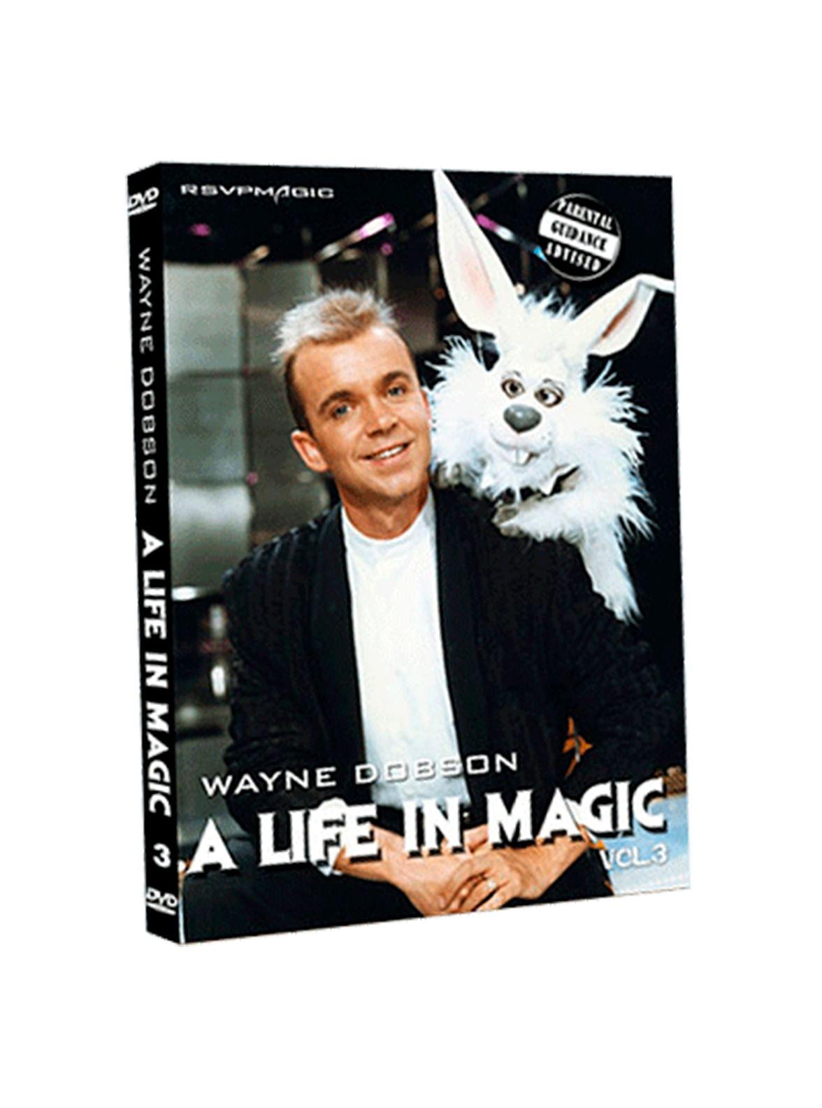 A Life In Magic - Volume 3 (Download) - magic
