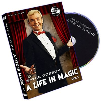 A Life in Magic Volumes 1 - 3 - magic