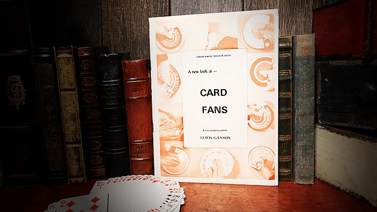 A New Look at Card Fans - magic