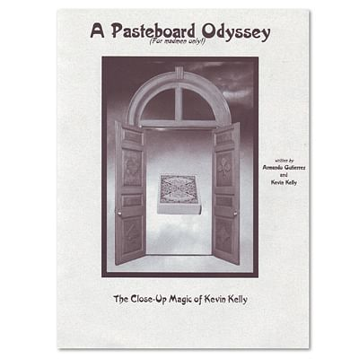 A Pasteboard Odyssey - magic