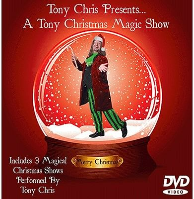 A Tony Christmas Magic Show - magic