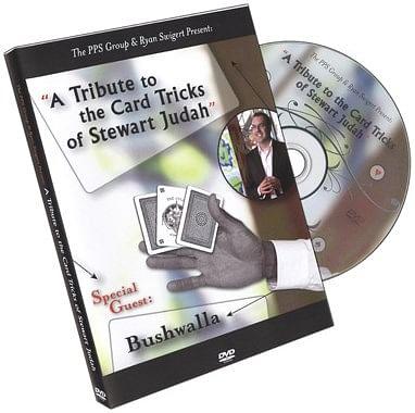 A Tribute To The Card Tricks Of Stewart Judah - magic
