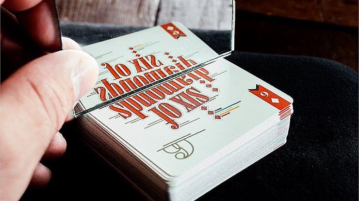 A Typographer's Deck