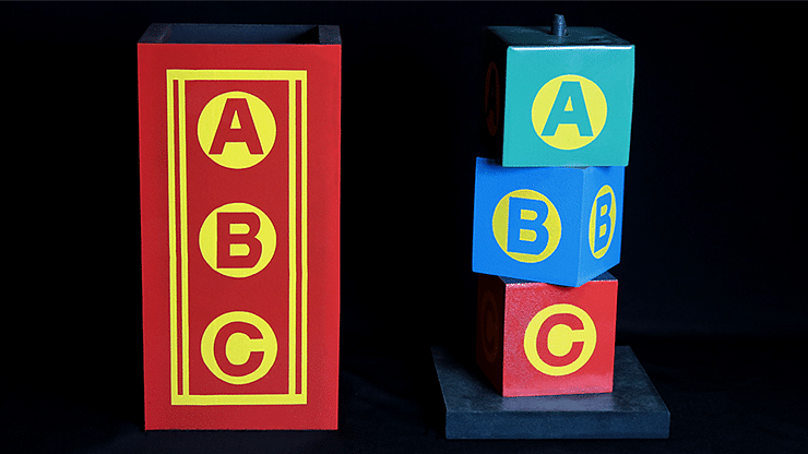 ABC Blocks - magic