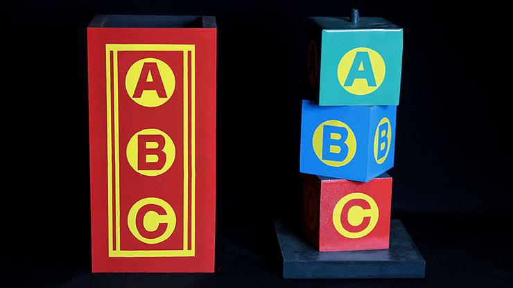 ABC Blocks - magic