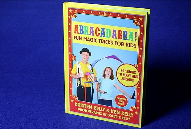 Abracadabra Fun Magic Tricks For Kids - magic