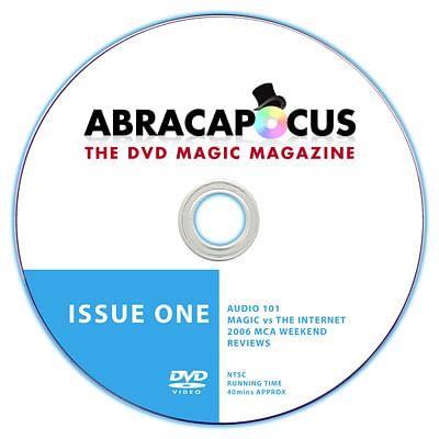 Abracapocus Issue 1 - magic