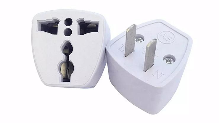 AC Electrical Power UK AU EU To US Plug Adapter Converter USA Universal Power Plug Adaptador Connector - Other - magic