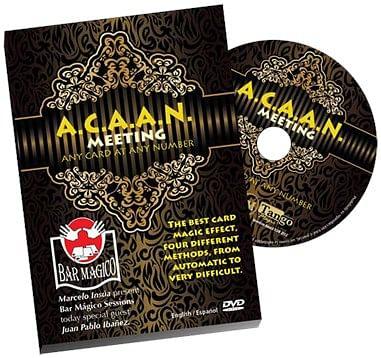 ACAAN the Bar Magico Sessions - magic