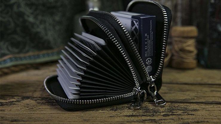 Accordion-style multi-function bag