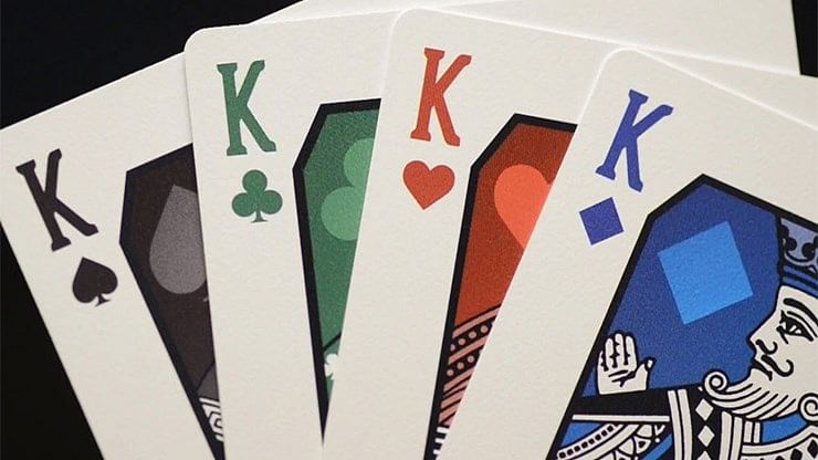 ACES Plastic Playing Cards