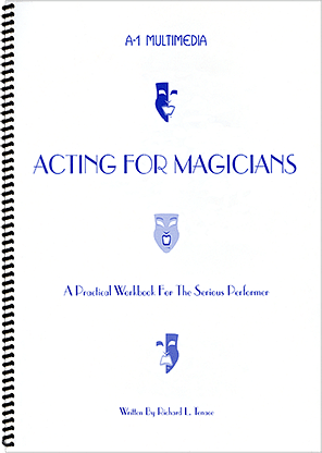 Acting for Magicians - magic