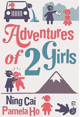 Adventures of 2 Girls - magic