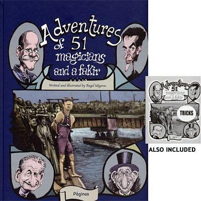 Adventures of 51 Magicians - magic