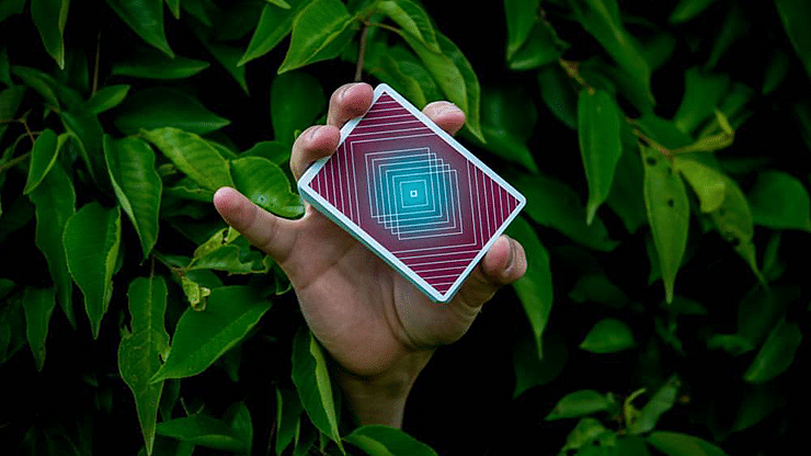AEY Catcher Playing Cards - magic