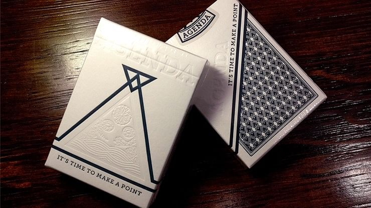 Agenda Classic Edition Playing Cards - magic