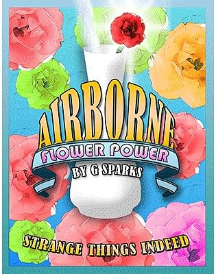 Airborne Flower Power - magic