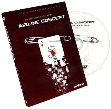 Airline Concept - magic